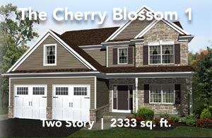 The Cherry Blossom, 2333 square feet (Home Model)