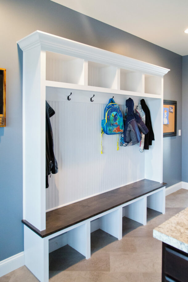 ism construction mudroom