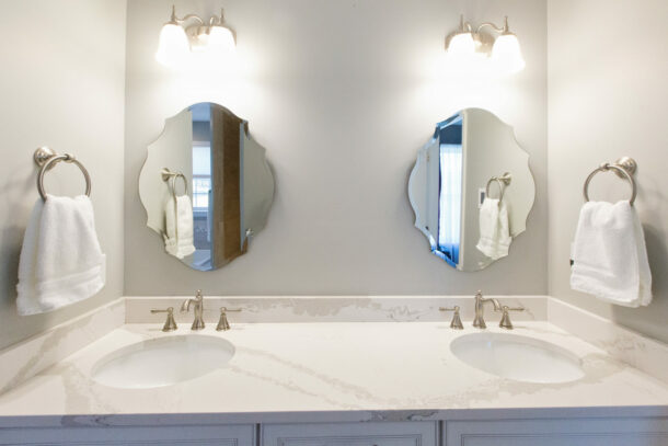 ism construction dual sinks