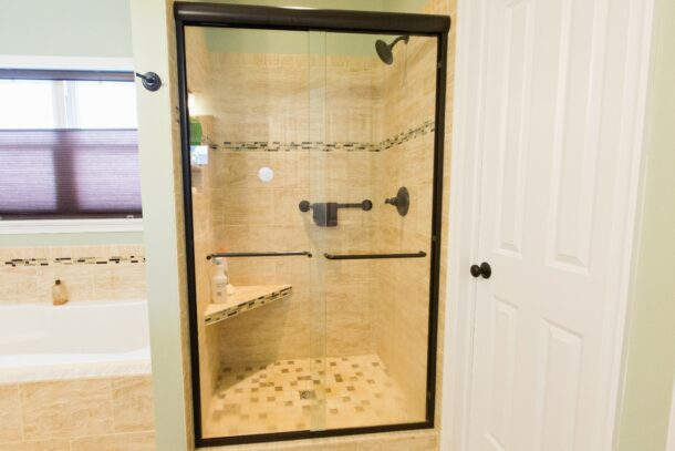 ism construction shower