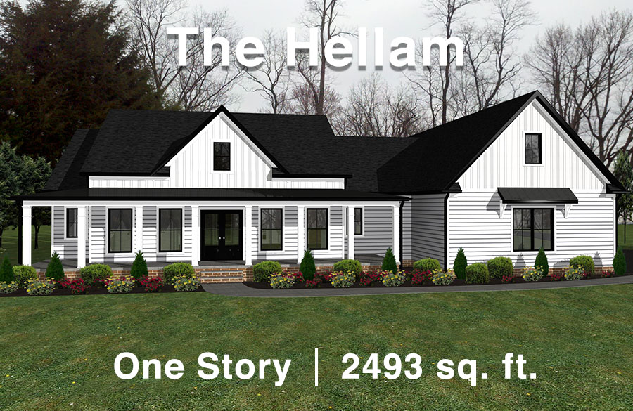 The Hellam home model